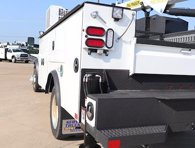 2021 Ram 5500 Regular Cab DRW 4x4,  Palfinger PAL Pro 43 Mechanics Body #599062 - photo 9