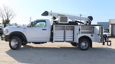 2021 Ram 5500 Regular Cab DRW 4x4, Palfinger PAL Pro 43 Mechanics Body #599064 - photo 21