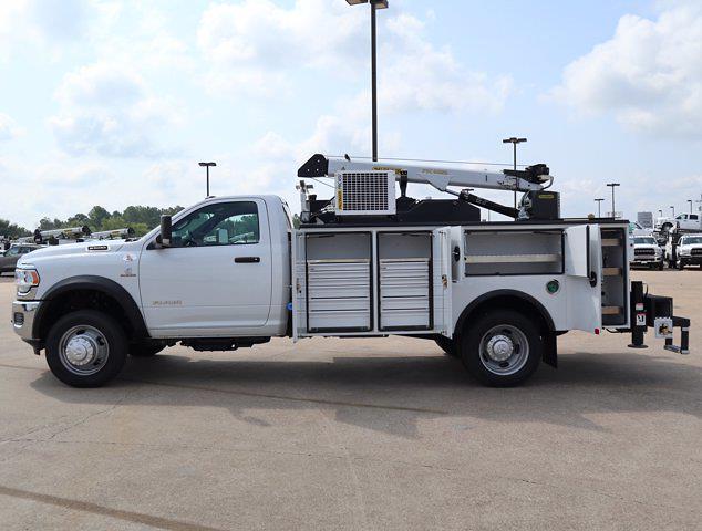 2021 Ram 5500 Regular Cab DRW 4x4,  Palfinger PAL Pro 43 Mechanics Body #600680 - photo 30