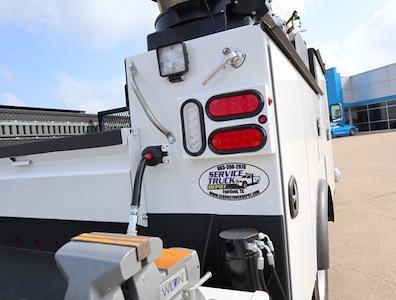 2021 Ram 5500 Regular Cab DRW 4x4,  Palfinger PAL Pro 43 Mechanics Body #612999 - photo 13