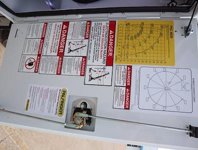 2021 Ram 5500 Regular Cab DRW 4x4,  Palfinger PAL Pro 43 Mechanics Body #612999 - photo 36