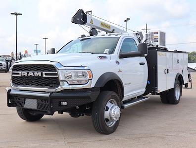 2021 Ram 5500 Regular Cab DRW 4x4,  Palfinger PAL Pro 43 Mechanics Body #612999 - photo 5