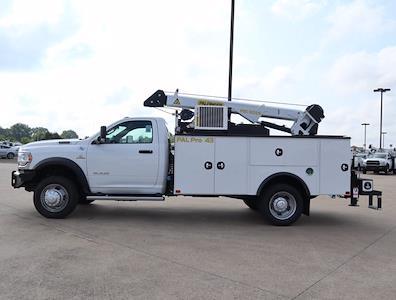 2021 Ram 5500 Regular Cab DRW 4x4,  Palfinger PAL Pro 43 Mechanics Body #612999 - photo 6
