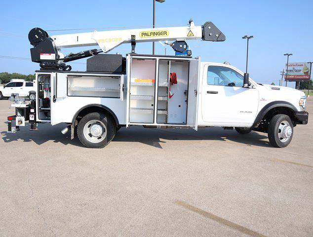 2021 Ram 5500 Regular Cab DRW 4x4,  Palfinger PAL Pro 43 Mechanics Body #613001 - photo 22