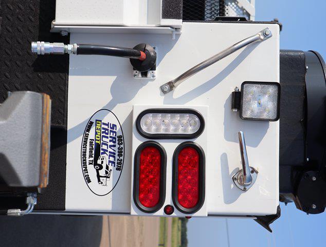 2021 Ram 5500 Regular Cab DRW 4x4,  Palfinger PAL Pro 43 Mechanics Body #613001 - photo 10