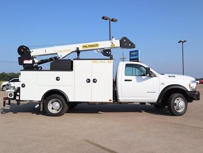 2021 Ram 5500 Regular Cab DRW 4x4,  Palfinger PAL Pro 43 Mechanics Body #613001 - photo 14