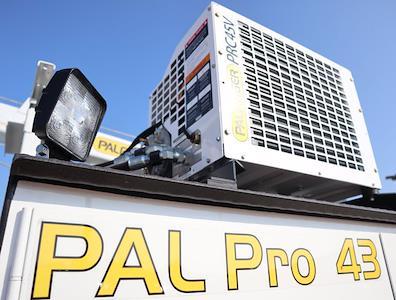 2021 Ram 5500 Regular Cab DRW 4x4,  Palfinger PAL Pro 43 Mechanics Body #613001 - photo 32