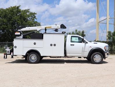 2021 Ram 5500 Regular Cab DRW 4x4,  Palfinger PAL Pro 39 Mechanics Body #613002 - photo 14