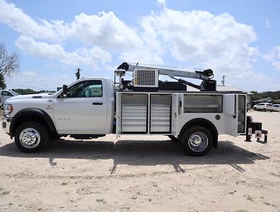 2021 Ram 5500 Regular Cab DRW 4x4,  Palfinger PAL Pro 39 Mechanics Body #613002 - photo 28