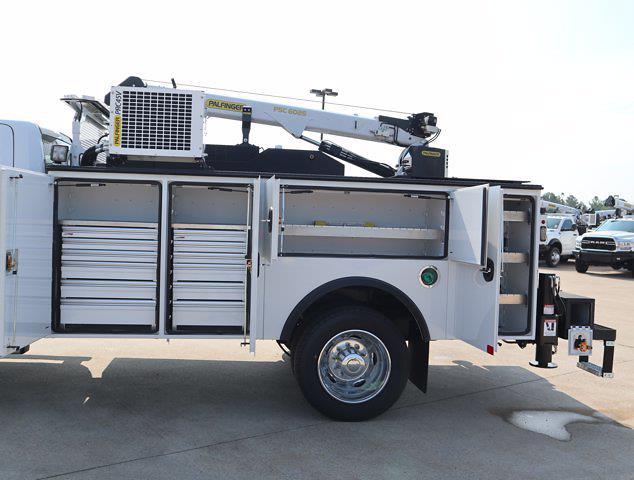 2021 Ram 5500 Regular Cab DRW 4x4,  Palfinger PAL Pro 43 Mechanics Body #613006 - photo 35