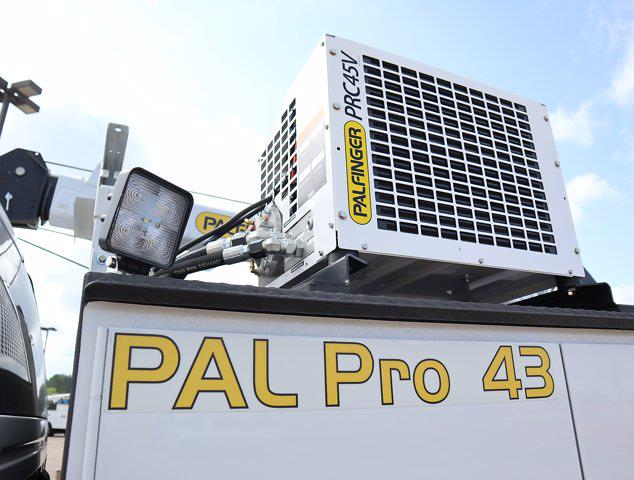 2021 Ram 5500 Regular Cab DRW 4x4,  Palfinger PAL Pro 43 Mechanics Body #613006 - photo 36