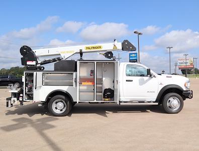 2021 Ram 5500 Regular Cab DRW 4x4,  Palfinger PAL Pro 43 Mechanics Body #613006 - photo 23