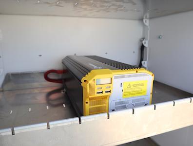 2021 Ram 5500 Regular Cab DRW 4x4,  Palfinger PAL Pro 43 Mechanics Body #613006 - photo 41