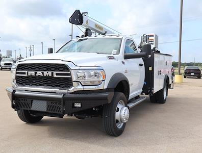 2021 Ram 5500 Regular Cab DRW 4x4,  Palfinger PAL Pro 43 Mechanics Body #613006 - photo 5