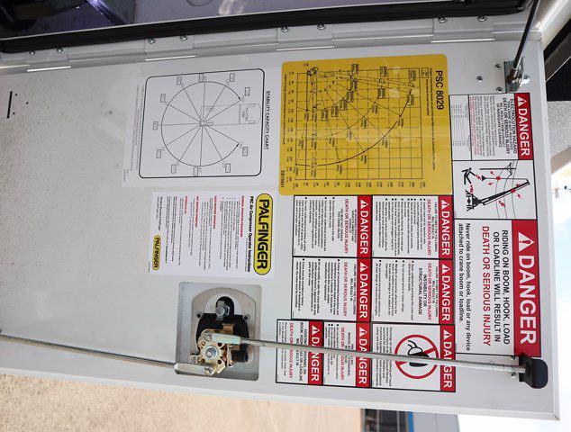 2021 Ram 5500 Regular Cab DRW 4x4,  Palfinger PAL Pro 43 Mechanics Body #613007 - photo 36
