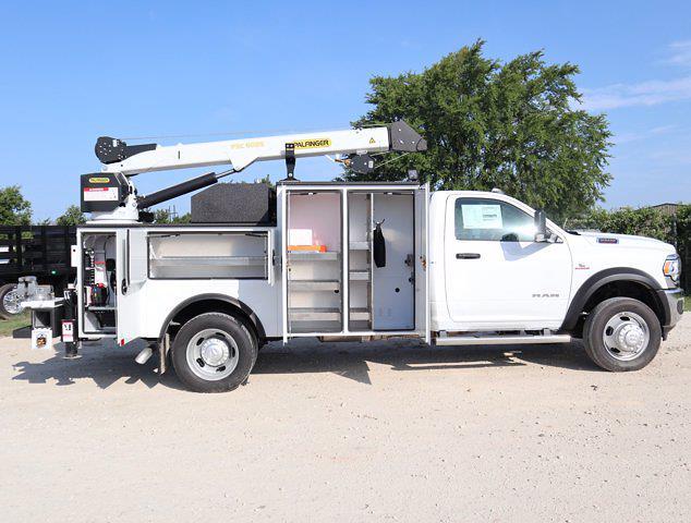 2021 Ram 5500 Regular Cab DRW 4x4,  Palfinger PAL Pro 39 Mechanics Body #613008 - photo 22