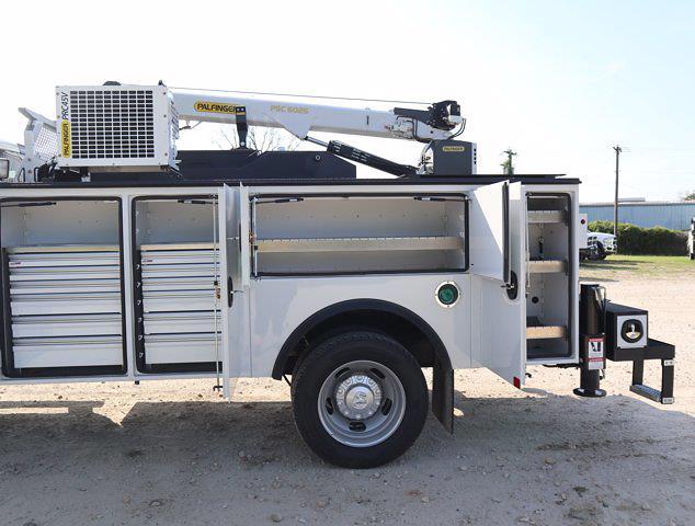 2021 Ram 5500 Regular Cab DRW 4x4,  Palfinger PAL Pro 39 Mechanics Body #613008 - photo 33