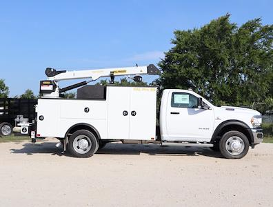 2021 Ram 5500 Regular Cab DRW 4x4,  Palfinger PAL Pro 39 Mechanics Body #613008 - photo 15