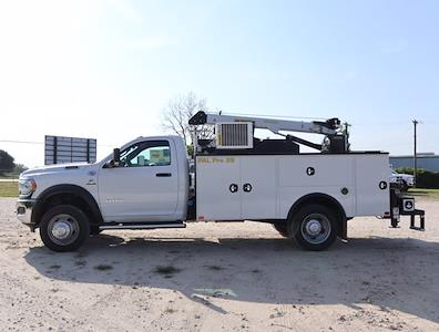 2021 Ram 5500 Regular Cab DRW 4x4,  Palfinger PAL Pro 39 Mechanics Body #613008 - photo 6