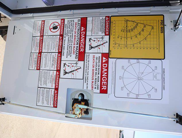 2021 Ram 5500 Regular Cab DRW 4x4,  Palfinger PAL Pro 39 Mechanics Body #613010 - photo 30