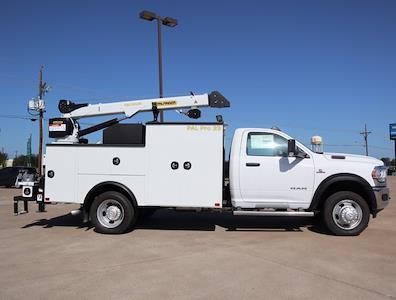2021 Ram 5500 Regular Cab DRW 4x4,  Palfinger PAL Pro 39 Mechanics Body #613010 - photo 12