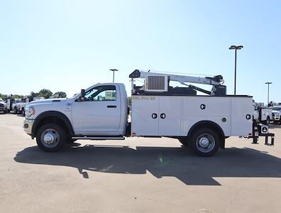 2021 Ram 5500 Regular Cab DRW 4x4,  Palfinger PAL Pro 39 Mechanics Body #613010 - photo 6