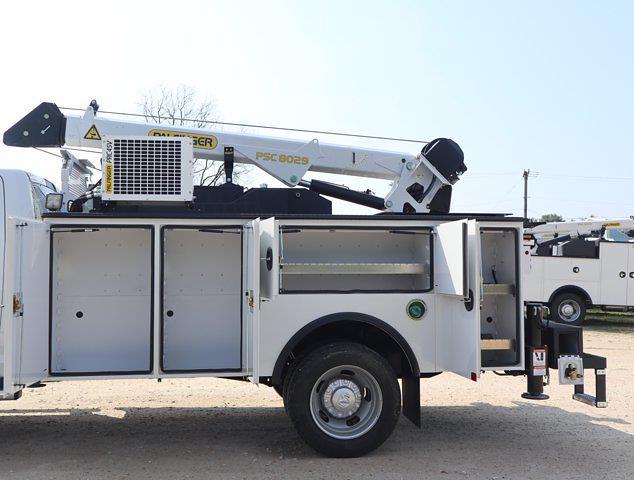 2021 Ram 5500 Regular Cab DRW 4x4,  Palfinger PAL Pro 43 Mechanics Body #613012 - photo 24