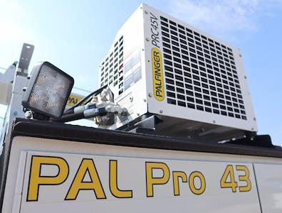 2021 Ram 5500 Regular Cab DRW 4x4,  Palfinger PAL Pro 43 Mechanics Body #613012 - photo 25