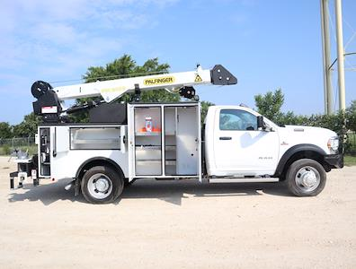 2021 Ram 5500 Regular Cab DRW 4x4,  Palfinger PAL Pro 43 Mechanics Body #613012 - photo 32