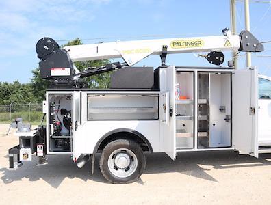 2021 Ram 5500 Regular Cab DRW 4x4,  Palfinger PAL Pro 43 Mechanics Body #613012 - photo 33