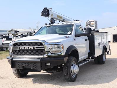 2021 Ram 5500 Regular Cab DRW 4x4,  Palfinger PAL Pro 43 Mechanics Body #613012 - photo 5