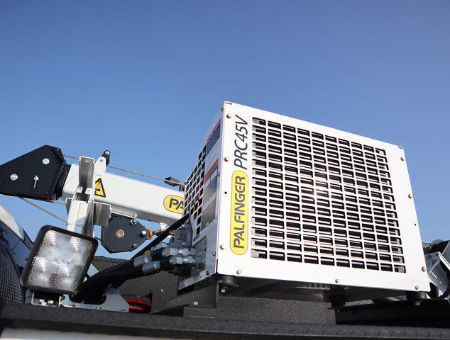 2021 Ram 5500 Regular Cab DRW 4x4,  Palfinger PAL Pro 43 Mechanics Body #613013 - photo 33