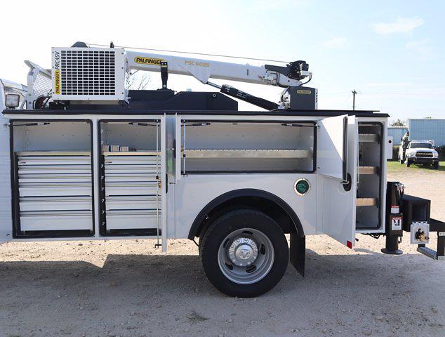 2021 Ram 5500 Regular Cab DRW 4x4,  Palfinger PAL Pro 39 Mechanics Body #613014 - photo 32