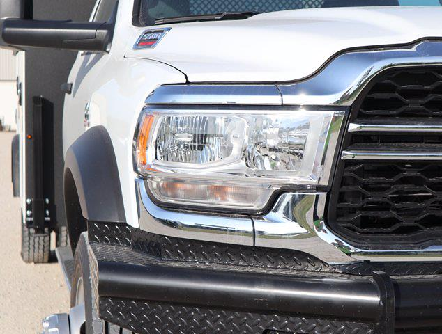 2021 Ram 5500 Regular Cab DRW 4x4,  Palfinger PAL Pro 43 Mechanics Body #613015 - photo 3