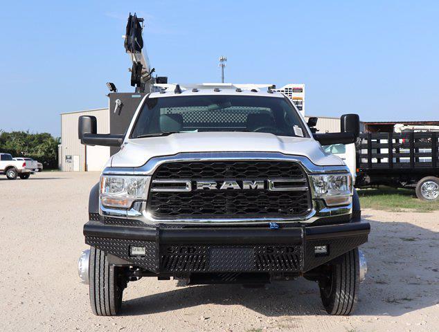 2021 Ram 5500 Regular Cab DRW 4x4,  Palfinger PAL Pro 43 Mechanics Body #613015 - photo 4