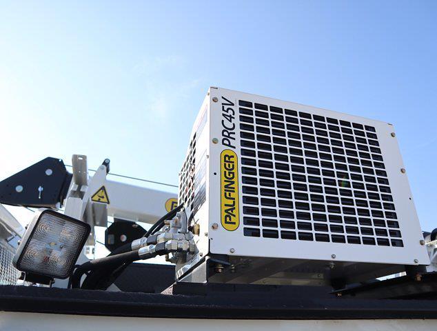 2021 Ram 5500 Regular Cab DRW 4x4,  Palfinger PAL Pro 43 Mechanics Body #613015 - photo 42