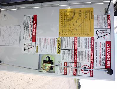 2021 Ram 5500 Regular Cab DRW 4x4,  Palfinger PAL Pro 43 Mechanics Body #613015 - photo 28