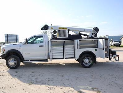 2021 Ram 5500 Regular Cab DRW 4x4,  Palfinger PAL Pro 43 Mechanics Body #613015 - photo 34