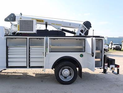 2021 Ram 5500 Regular Cab DRW 4x4,  Palfinger PAL Pro 43 Mechanics Body #613015 - photo 35