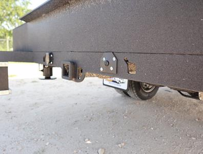 2021 Ram 5500 Regular Cab DRW 4x4,  Palfinger PAL Pro 43 Mechanics Body #613015 - photo 10
