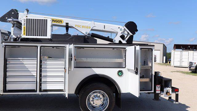 2021 Ram 5500 Regular Cab DRW 4x4, Palfinger PAL Pro 43 Mechanics Body #613016 - photo 12