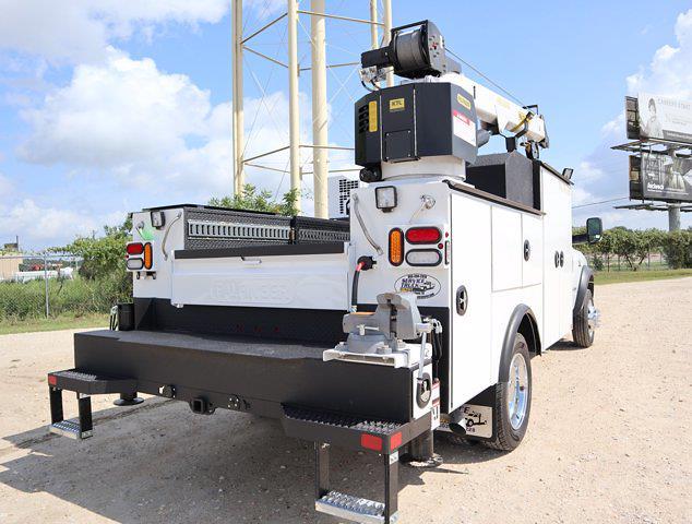 2021 Ram 5500 Regular Cab DRW 4x4,  Palfinger PAL Pro 39 Mechanics Body #613017 - photo 2