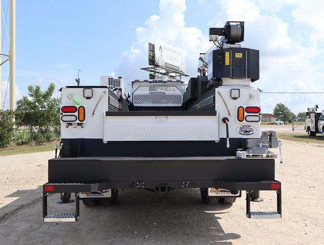 2021 Ram 5500 Regular Cab DRW 4x4,  Palfinger PAL Pro 39 Mechanics Body #613017 - photo 9