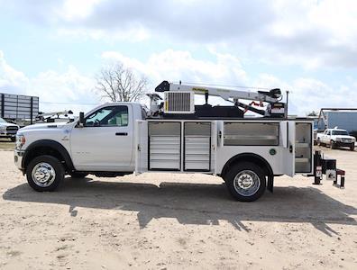 2021 Ram 5500 Regular Cab DRW 4x4,  Palfinger PAL Pro 39 Mechanics Body #613017 - photo 27