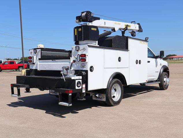 2021 Ram 5500 Regular Cab DRW 4x4,  Palfinger PAL Pro 39 Mechanics Body #613018 - photo 2