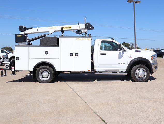2021 Ram 5500 Regular Cab DRW 4x4,  Palfinger PAL Pro 39 Mechanics Body #613018 - photo 12