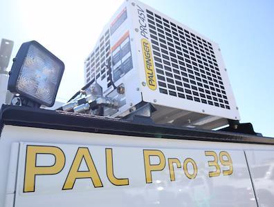 2021 Ram 5500 Regular Cab DRW 4x4,  Palfinger PAL Pro 39 Mechanics Body #613018 - photo 28