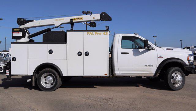 2021 Ram 5500 Regular Cab DRW 4x4, Palfinger PAL Pro 43 Mechanics Body #613020 - photo 13