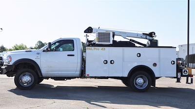 2021 Ram 5500 Regular Cab DRW 4x4, Palfinger PAL Pro 43 Mechanics Body #613020 - photo 5