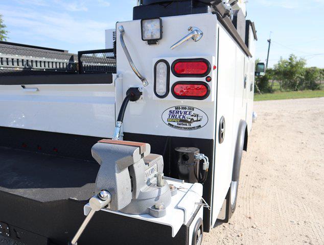 2021 Ram 5500 Regular Cab DRW 4x4,  Palfinger PAL Pro 43 Mechanics Body #613021 - photo 13